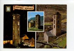 Piece Sur Le Theme De Principaute D Andorre - Multivues - Andorra Romanica - Ecrite - Andorre