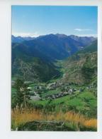 Piece Sur Le Theme De Principaute D Andorre - Valls D Andorra - Ordino - Vista General - Andorre