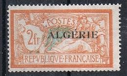 ALGERIE N°31 N** - Unused Stamps