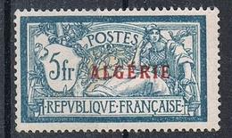 ALGERIE N°33 N* - Algérie (1924-1962)