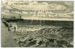 CPA - Carte Postale - Belgique - Blankenberghe - Coucher De Soleil - 1912 (M7416) - Blankenberge