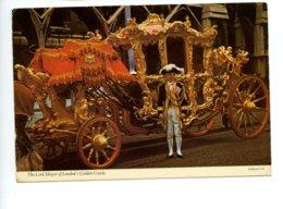 Piece Sur Le Theme De Royaume Uni - The Lord Mayor Of London - Golden Coach - Altri