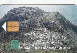 Saba - The Bottom - Antilles (Netherlands)