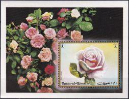 UMM AL QIWAIN 1972 Mi-Nr. Block 56 ** MNH - Umm Al-Qaiwain