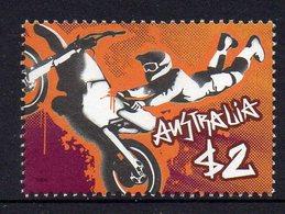 AUSTRALIA, 2006 $2 EXTREME SPORTS F.USED - 2000-09 Elizabeth II