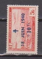 ALGERIE         N°  YVERT  :   PA 8   NEUF AVEC  CHARNIERES      ( Ch 1/22  ) - Algérie (1924-1962)