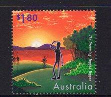 AUSTRALIA, 1997 $1.80 THE DREAMING F.USED - 1990-99 Elizabeth II