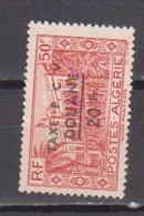 ALGERIE         N°  YVERT  :   TAXE 27     NEUF AVEC  CHARNIERES      ( Ch 1/22  ) - Algérie (1924-1962)