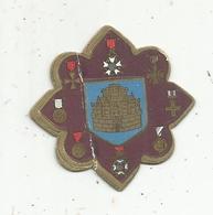 Journée Du LOIR ET CHER , Guerre 1914-18 ,armes De La Ville De VERDUN ,insigne , Médailles Militaires - 1914-18