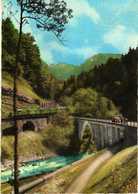 Austria - Bregenzerwald - Bahn - Trains - Trains