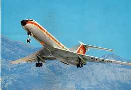 Aviation > Airplanes > 1946-....: Modern Era - AVIOGENEX - Tupolev TU 134A - 1946-....: Ere Moderne