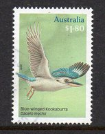 AUSTRALIA, 2010 $1.80 KINGFISHER F.USED - 2010-... Elizabeth II