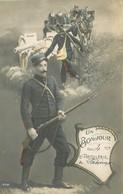 WW 25 BESANCON. Soldat Du 4ème D'Artillerie 1914 - Besancon