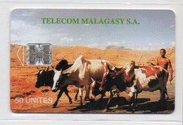 50 UNITES - Madagaskar