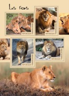 Togo  2014  Fauna Lions - Togo (1960-...)