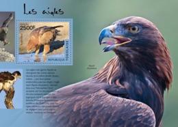 Togo  2014  Fauna Eagles - Togo (1960-...)