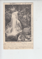 AUSTRIA  1904 - Wafferfall - Altri
