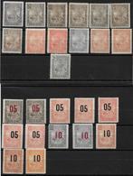 Madagascar, 12 Valeurs Neuves & Oblitérées Cote YT: 280€ - Madagascar (1889-1960)