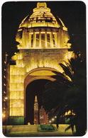 México - Vista Nocturna Del Monumento A La Revolución - (Mexico) - Mexico