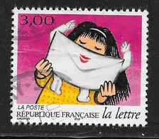 FRANCE 3064  Les Journées De La Lettre La Réception De La Lettre - France