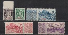 ALGERIE         N°  YVERT  :   MUTUALITE POSTALE                 NEUF SANS   CHARNIERES      ( Nsch 1/16  ) - Algérie (1924-1962)