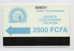 CI-TELCOM - 2500 FCFA - Ivory Coast