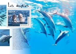 Togo  2014  Fauna  Dolphins - Togo (1960-...)