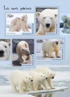 Togo  2014  Fauna Polar Bears - Togo (1960-...)