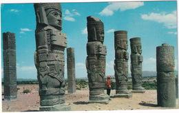 Tula - Colosos De Tula -  (Hgo, Mexico) - Mexico