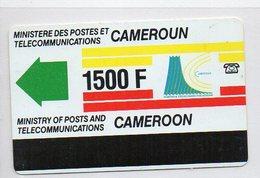1500 F - Cameroon