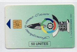 50 UNITES - Benin