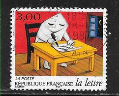 FRANCE 3060 Les Journées De La Lettre Personnage écrivant Une Lettre - France