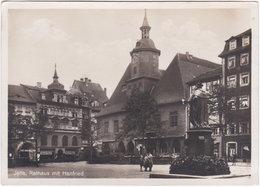 Gf. JENA. Rathaus Mit Hanfried. 62505 - Jena
