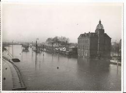 Grande Photo - Thionville - Inondation - Quartier De La Gare - Plaatsen