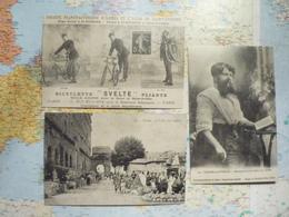 Cartes D'Autrefois Reproductions Lorraine Lyonnais Comtat Venaissin 3 Cartes - France
