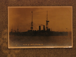 HMS IMPLACABLE RP - Warships