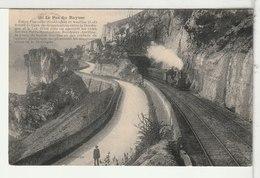 24 - Le Pays Du Raysse - Entre Cazoulès Et Souillac - Ligne De Chemin De Fer Avec Train - Andere Gemeenten