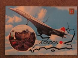 CONCORDE - LONDON - 1946-....: Modern Era