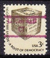 USA Precancel Vorausentwertung Preo, Locals Connecticut, Lichtfield 841 - Vereinigte Staaten
