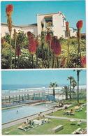 El Rosarito - Rosarito Beach Hotel - 15 Miles South Of Tijuana On Ensenada Hwy. - Swimming-pool - (B.C., Mexico) - Mexico