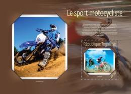Togo  2014  Motorcycle Sport - Togo (1960-...)