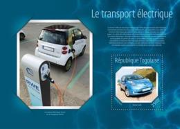 Togo  2014 Electric Transport (Nissan Leaf, Smart Electric Car Charging) - Togo (1960-...)