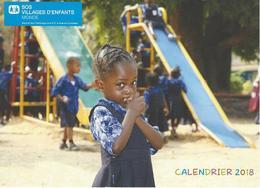 Villages D'enfants SOS / SOS Children Villages Calender / Calendaire 2018 - Calendriers
