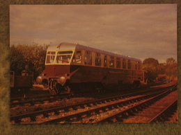 KENT AND EAST SUSSEX RAILWAY GWR RAILCAR 20 - Trains