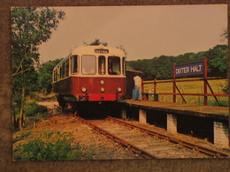 KENT AND EAST SUSSEX RAILWAY C CARS RAILBUS NO 44 - Trains