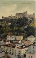 AK 0165  Salzburg - Festung Mit Stieglkeller Ca. Um 1910 - Salzburg Stadt