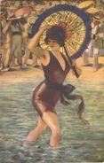 NU /     / TTBE / EDITEUR   GUILLAUME /  LOT 695 - Weibliche Schönheit Von Früher < 1920