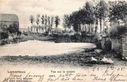 Belgique - Lamorteau - Près De  Couvreux · Montquintin · Rouvroy - Vue Sur La Rivière - Rouvroy
