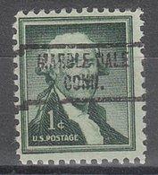 USA Precancel Vorausentwertung Preo, Locals Connecticut, Marble Dale 734 - Vereinigte Staaten