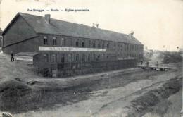 Belgique - Zeebrugge - Ecole - Eglise Provisoire - Zeebrugge